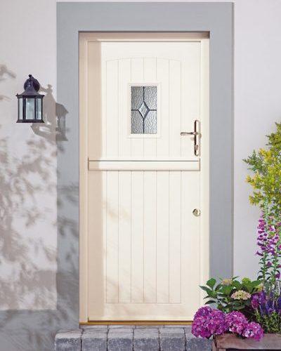 Composite stable doors