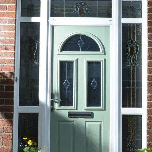 composite doors lead retention