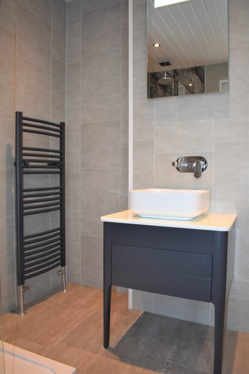 Bathroom French uPVC Panels