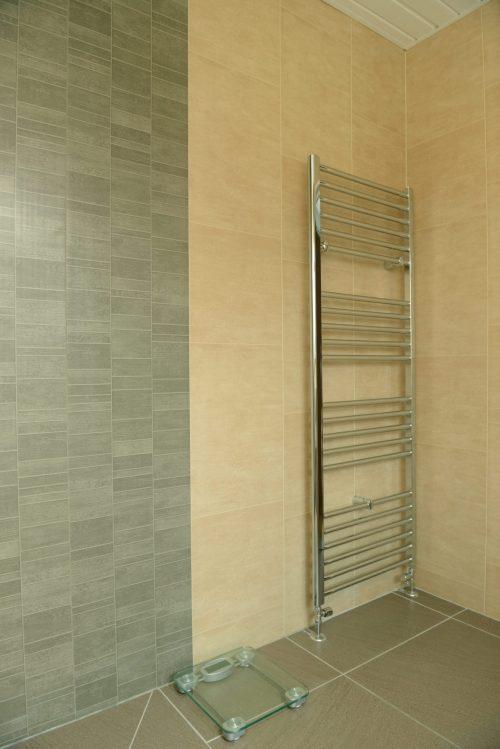 Wetroom Towel Rack