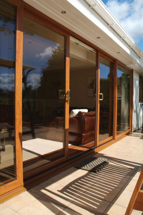 open patio doors