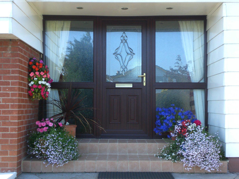 Budget Designer Homeworks Quality Pvc Exterior Doors