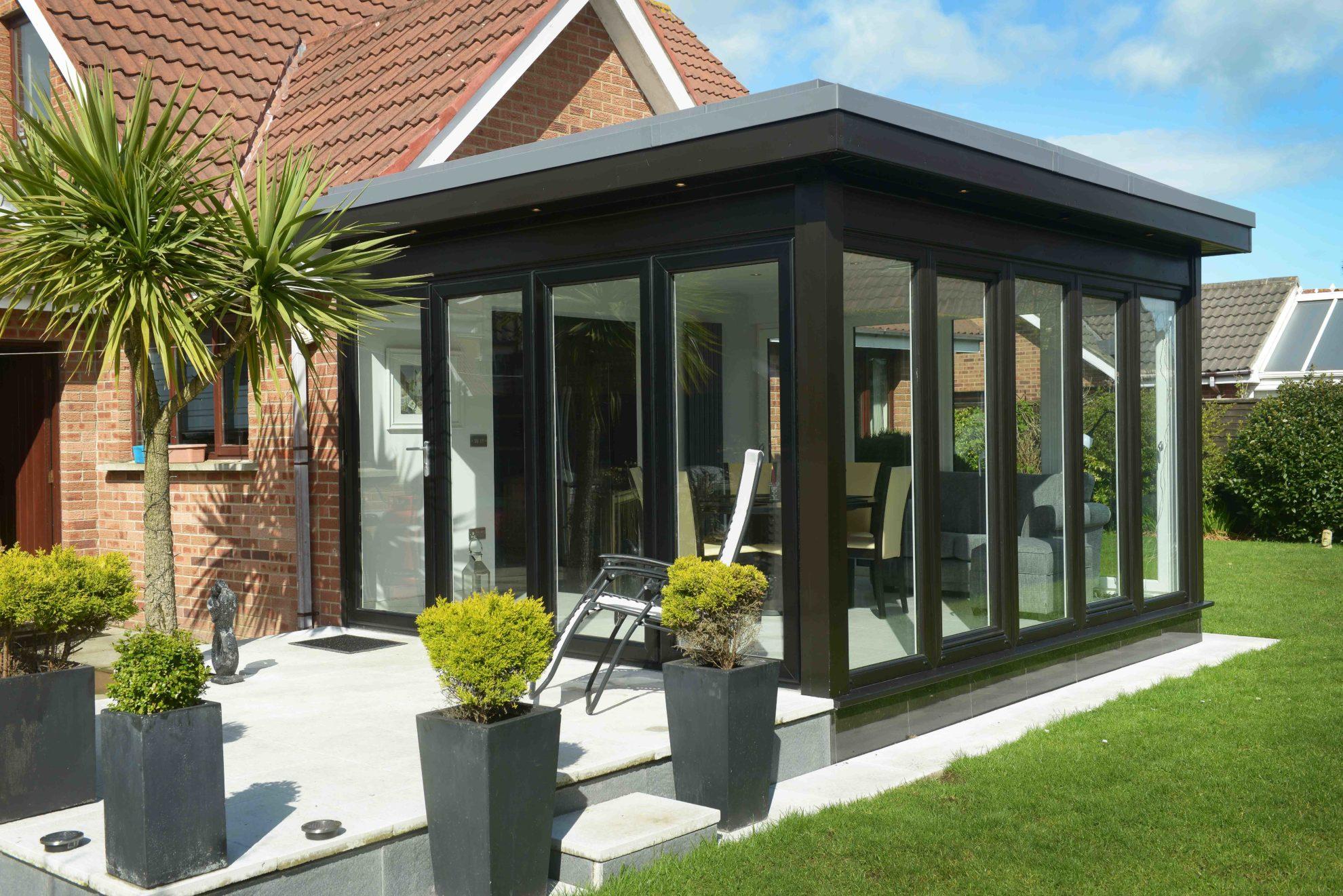 conservatory pod