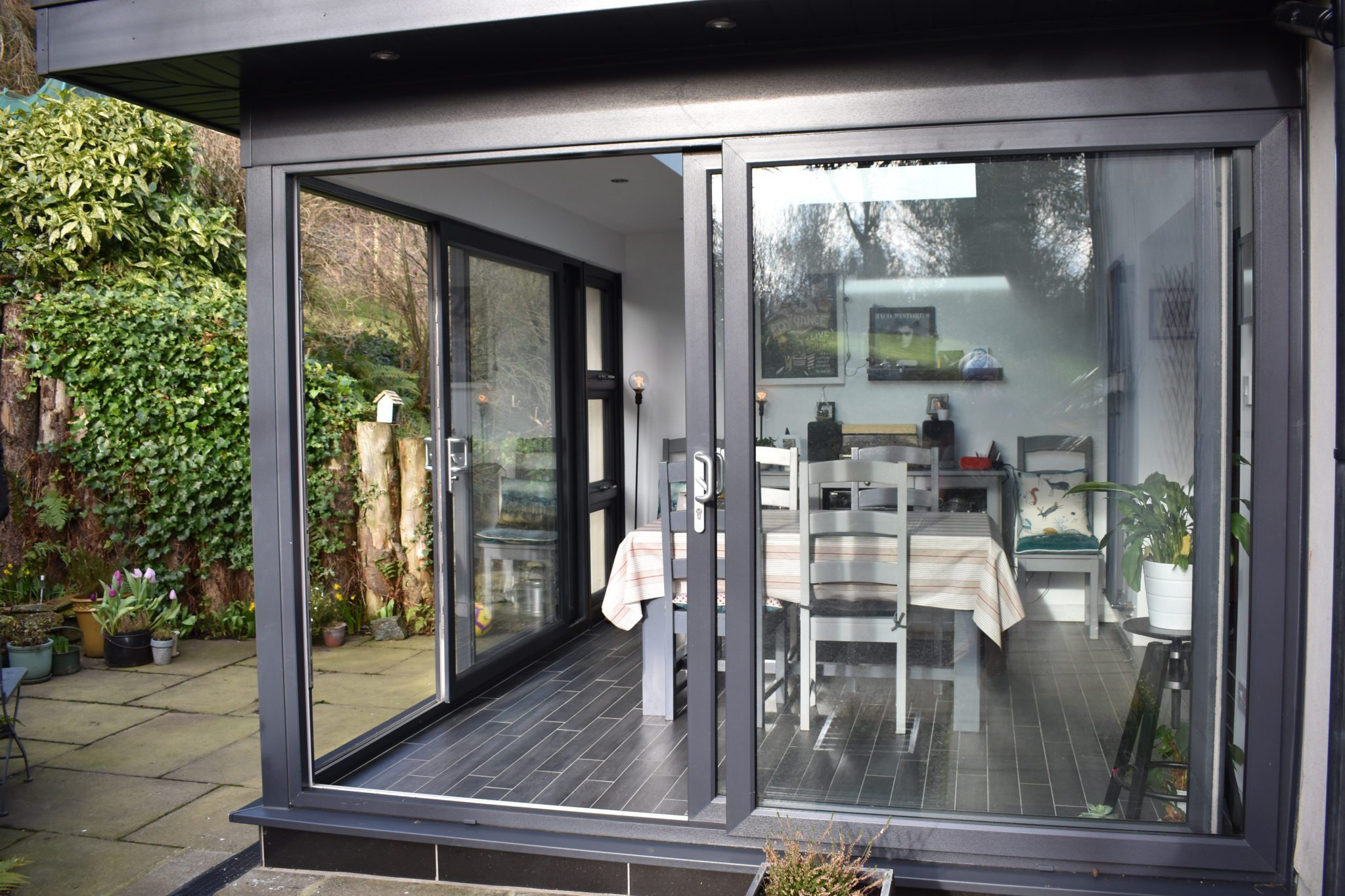sliding doors ballynahinch