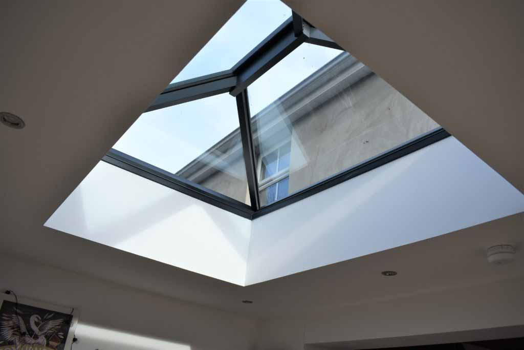 sunroom roof lantern