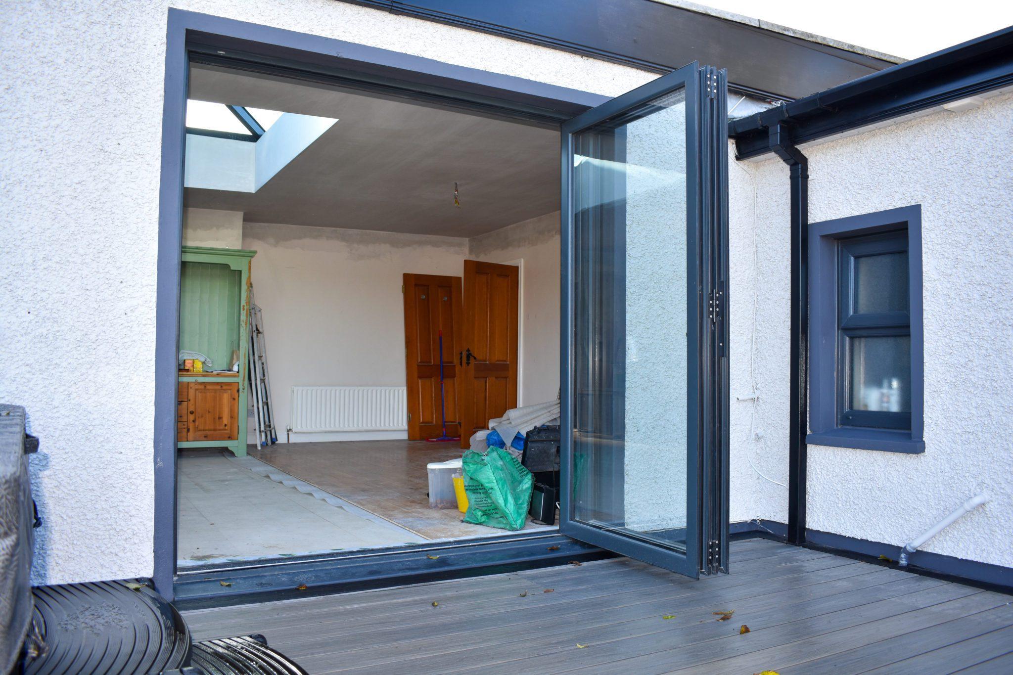 Bi-Fold Doors Belfast